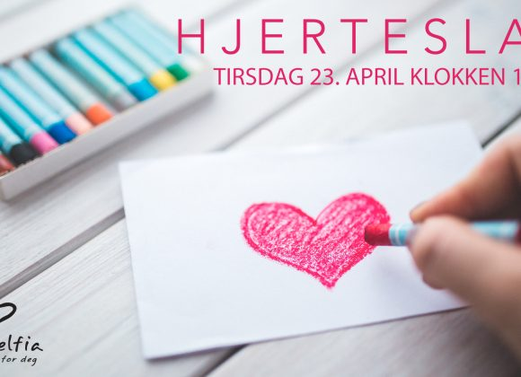 Hjerteslag 23. april